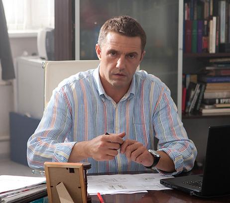 "Владимир Вдовиченков, Сериал ""Родина"""