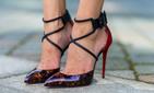 Как изменилась мода на каблуки за 100 лет: видео