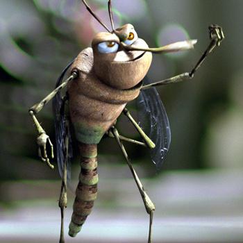 Комары кусают определенных людей. Причем жертву они способны выбрать с расстояния 50 метров.