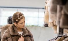 Как выбирать и носить шубу из куницы