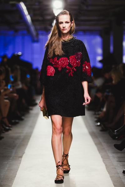 К зиме готовы: модный показ в ЦУМе | галерея [1] фото [5]