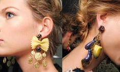 Dolce&Gabbana представили главные украшения лета-2012