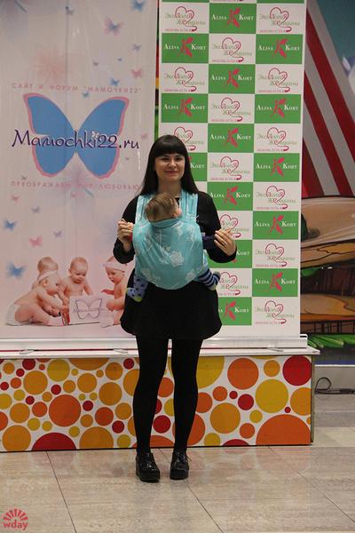 55 стильных образов для мам и детей