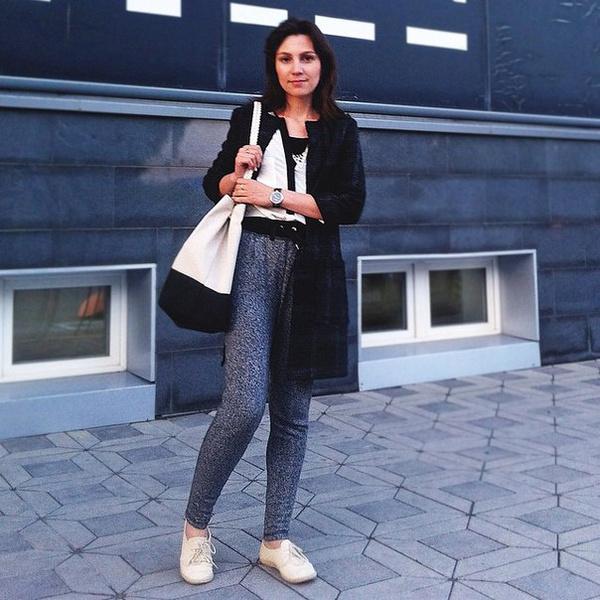 инстаграм тюмень модный блогер Марина Кочаровская