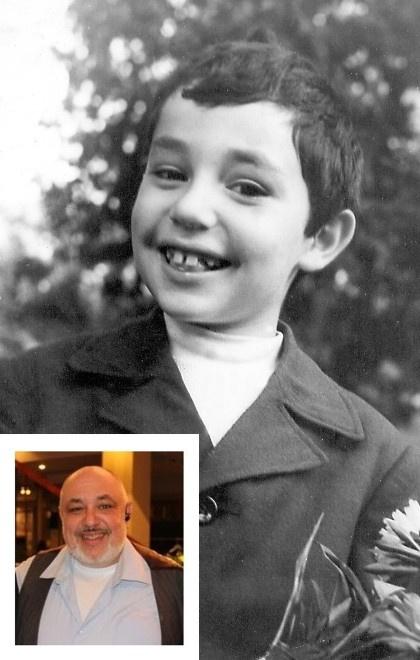 Игорь Гиндис: детское фото