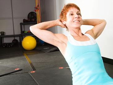физические тренировки