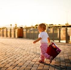 Шопинг с ребенком: быть или не быть?