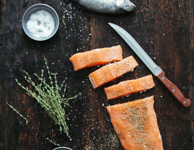 рецепт приготовления рыбы в сливочном соусе