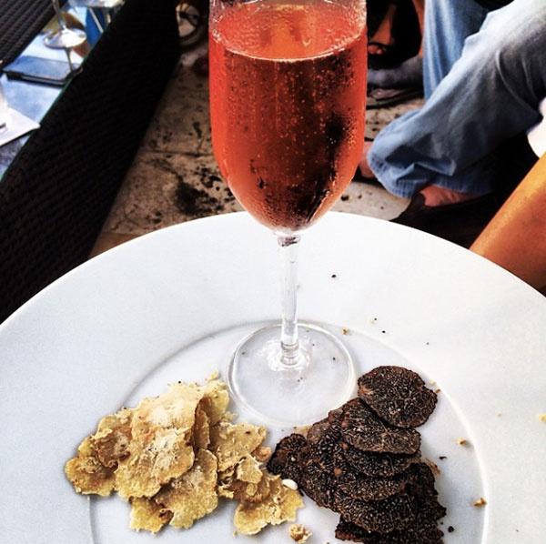 Ужин Ксении Собчак в Майами