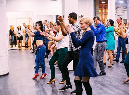 школа танцев и фитнеса «Касабланка»