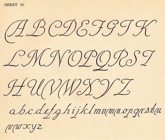 как изменить почерк в лучшую сторону
