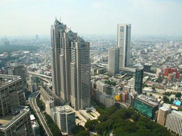 Токио восстанавливают после землетрясения