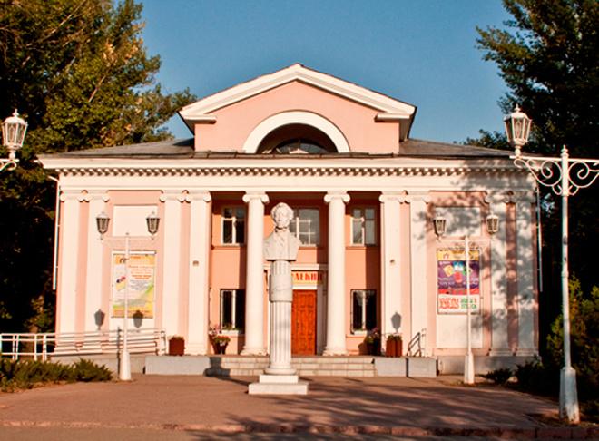 памятник Пушкину, памятники Волгограда