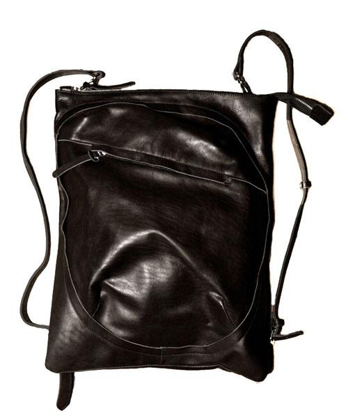 Кожаный рюкзак Love Corporation