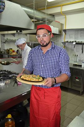 Дмитрий Юшин участвует в конкурсе «Золотой чапельник»