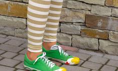 Jimmy Choo выпустил гламурные кроссовки