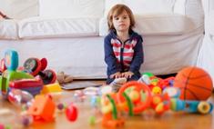 4 шага к идеальной детской: где хранить игрушки
