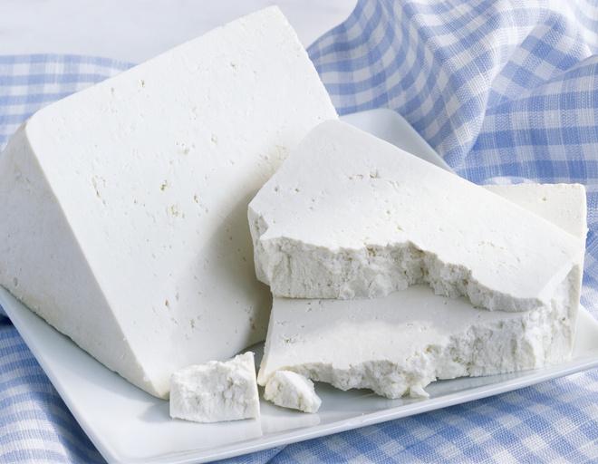 Сыр из кефира домашний 68
