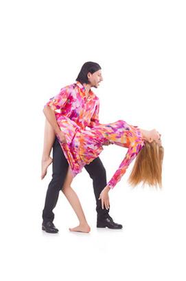 Танцы латино