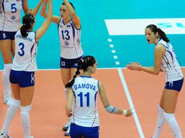 Россиянки вышли в финал ЧМ по воллейболу