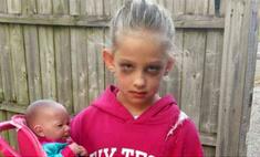 Это страшно: девочка нарядилась «уставшей мамочкой»
