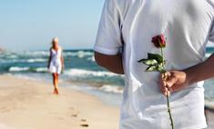 Романтическое свидание с любимым после долгой разлуки