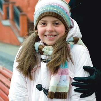 Маша, 7 лет …если папа и мама всегда рядом