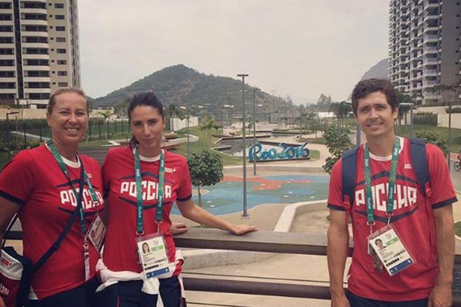 Олимпиада в Рио фото