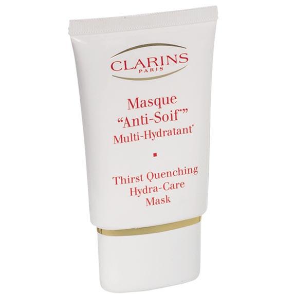 Интенсивно увлажняющая маска Anti-Soif, Clarins.