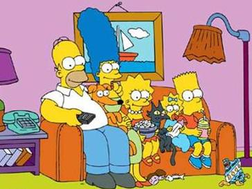 """""""Симпсоны"""" останутся с нами еще на два сезона"""