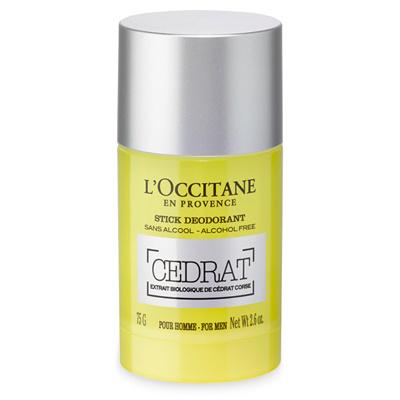 L'occitane, дезодорант-стик Cedrat
