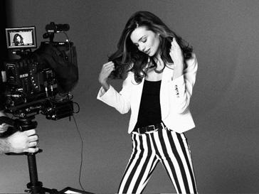 Миранда Керр (Miranda Kerr) объявлена новым лицом испанского бренда Mango