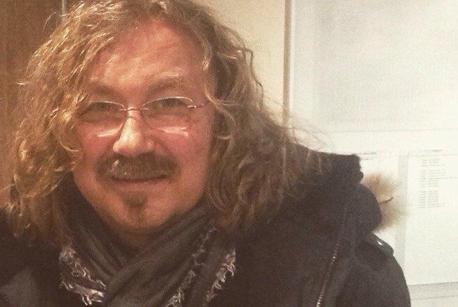 Игорь Николаев после концерта в Красноярске