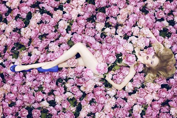 Рекламная кампания Melissa весна-лето 2014