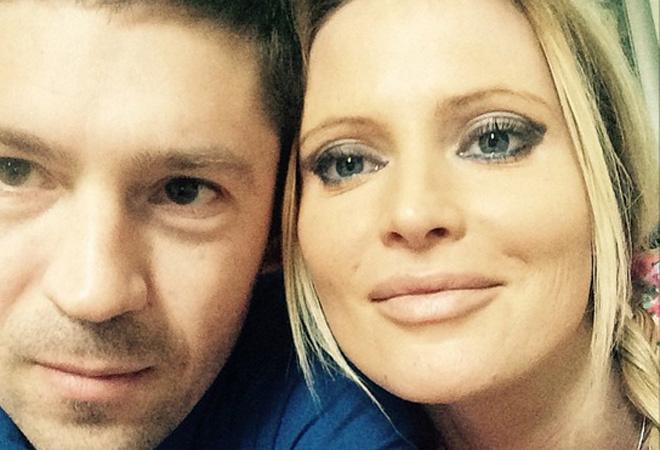 Дана Борисова с мужем фото