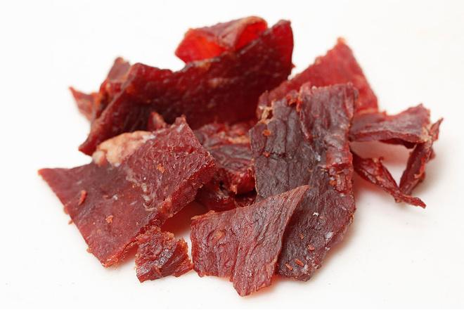 как сушить мясо в домашних условиях