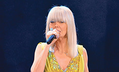 Певица Валерия снова беременна?