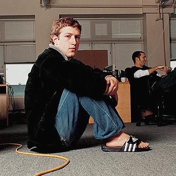 Марку Цукербергу в этом году исполнилось 26 лет.