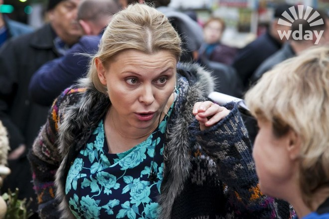 Яна Троянова в роли Ольги