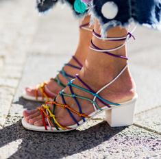 Идеальная пара: 23 варианта модной летней обуви