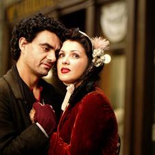 Картина «Богема» - экранная адаптация оперы Джакомо Пуччини