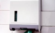 Одноразовые полотенца из общественных туалетов опасны для здоровья