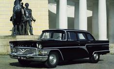 фактов самый красивый советский автомобиль чайка