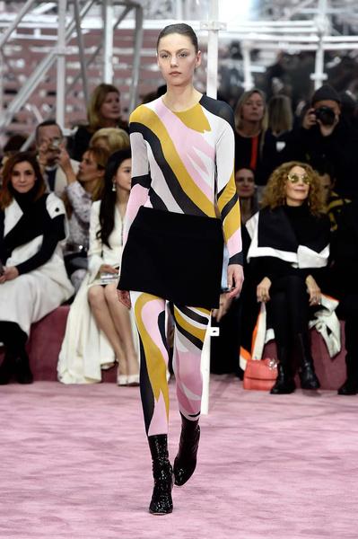 Показ Dior Haute Couture   галерея [1] фото [11]