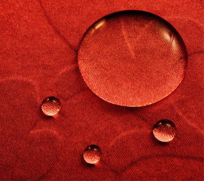 Пропитки существенно повышают влагостойкость текстильных покрытий. Линия Pura Seta (Giardini)