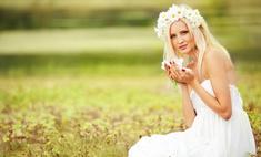 Для романтичных женственных невест - платье в греческом стиле