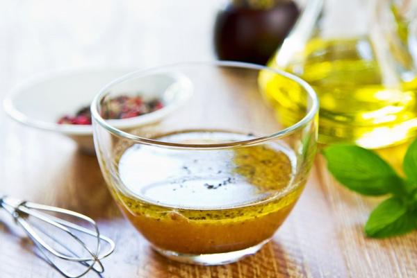 Рецепт салатного соуса
