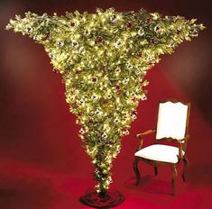 Самые необычные новогодние елки мира
