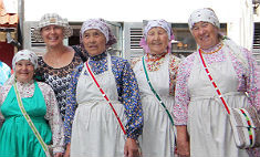 «Бурановские бабушки» записывают дебютный альбом