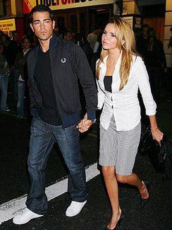 Джесс и Надин во время свидания